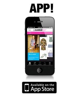 Scarica l'applicazione di Glamour per iPhone