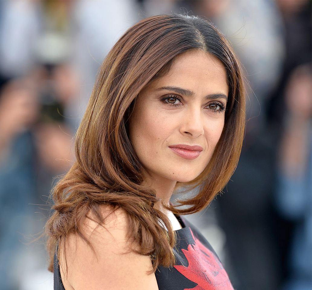 Salma Hayek, bellezza di Cannes 2015 - Glamour.it Salma Hayek Nuance