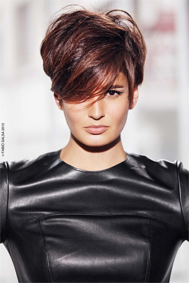 Capelli corti i tagli d 39 estate for Coupe de cheveux femme fabio salsa