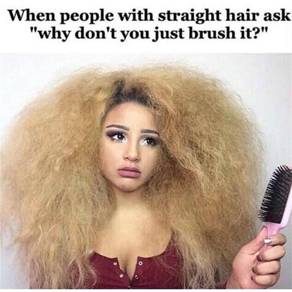 Как расчесывать кудрявые волосы мужчине