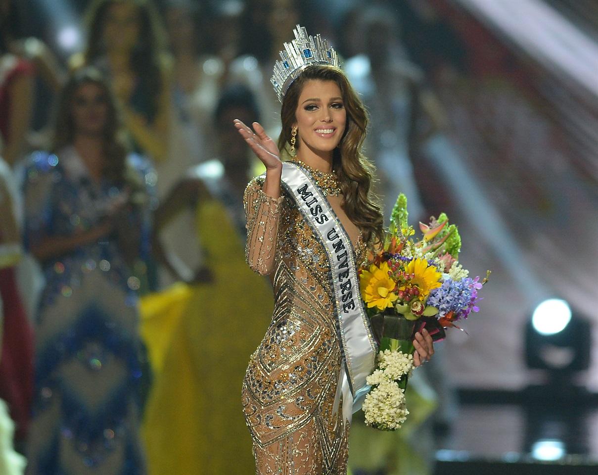 È francese e studentessa la nuova Miss Universo