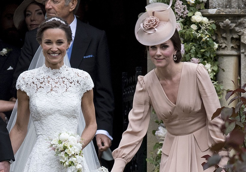 Pippa Middleton e James Matthews, luna di miele in Polinesia