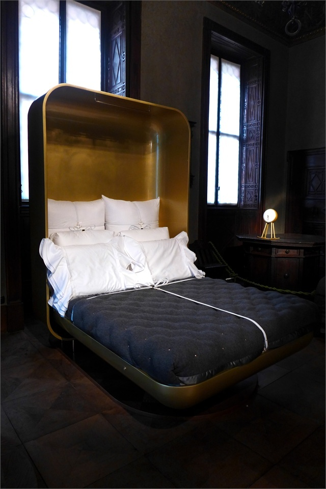 Salone del mobile 2014 camera da letto - Fiera del mobile camere da letto ...