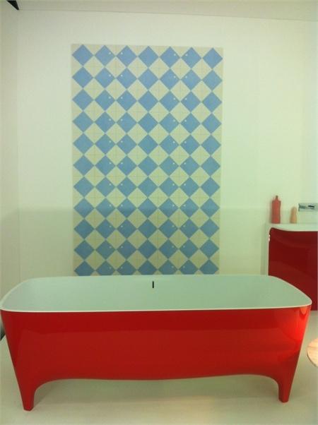 Salone del mobile 2014 bagno for 3 4 layout del bagno