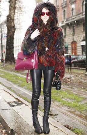 Street fur