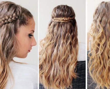 Prolungamento di capelli dopo perdita
