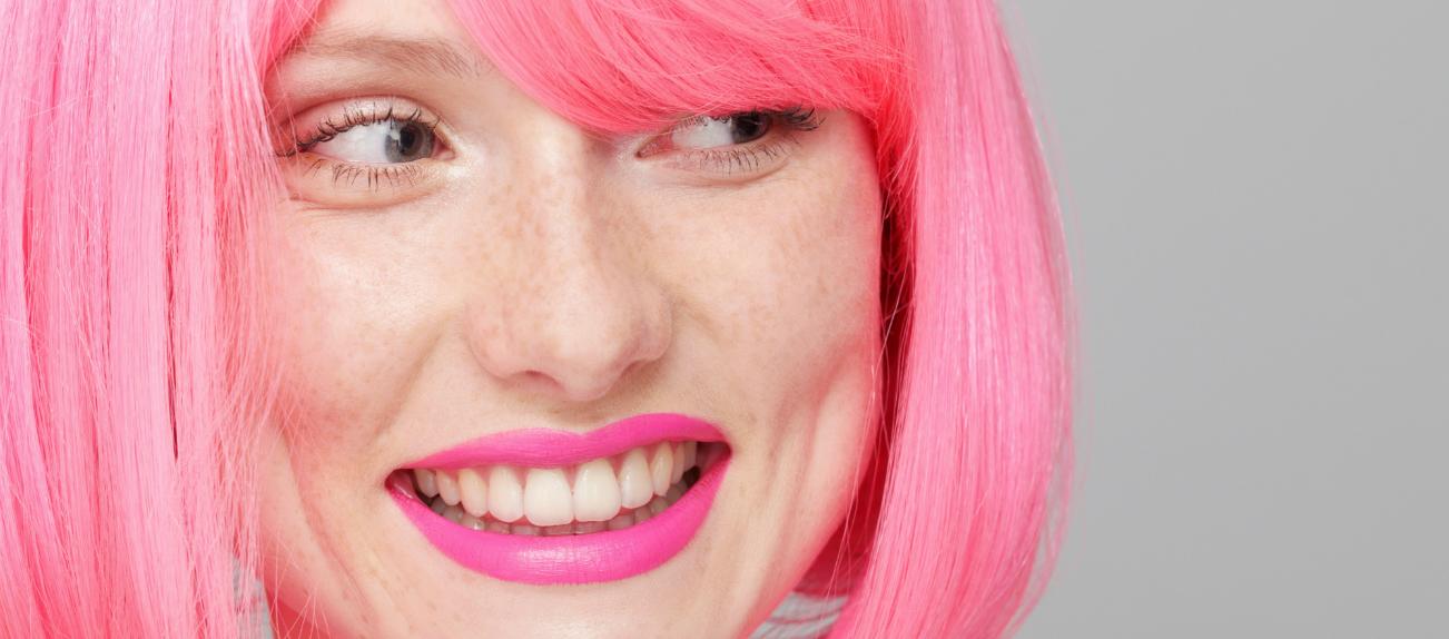 Capelli rosa pastello, così li portano le celebrities ...