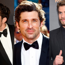 Patrick, Liam e Orlando: happy birthday boys!
