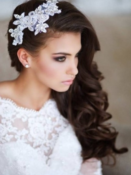 Acconciature da sposa 2016