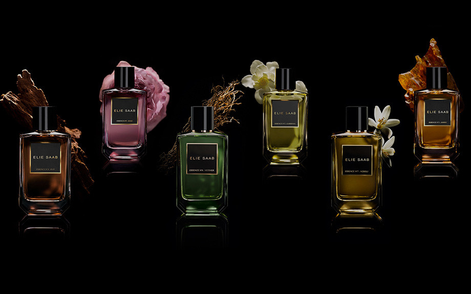ELIE SAAB: La Collection des Essences