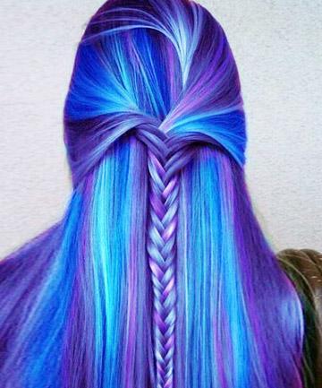 Tutte Le Tendenze Capelli 2016 Dal Galaxy Hair Al Cherry