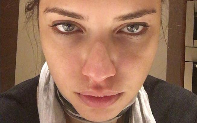 Adriana Lima e la dura vita da supermodella
