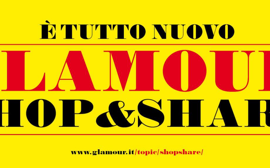 Glamour Shop & Share