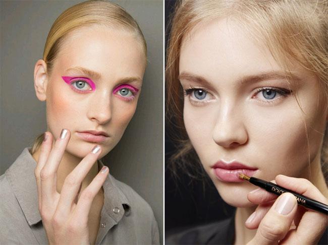 Trucco-primavera-estate-2016-Tendenza-make-up-dai-colori-vistosi