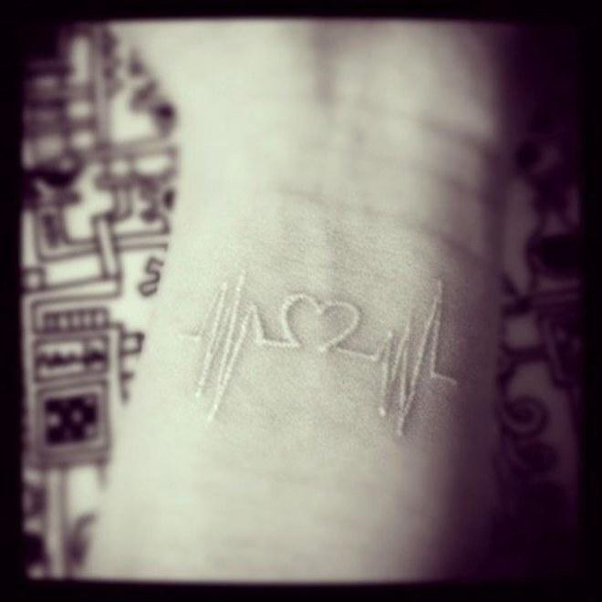 tatuaggi bianchi melania migliozzi