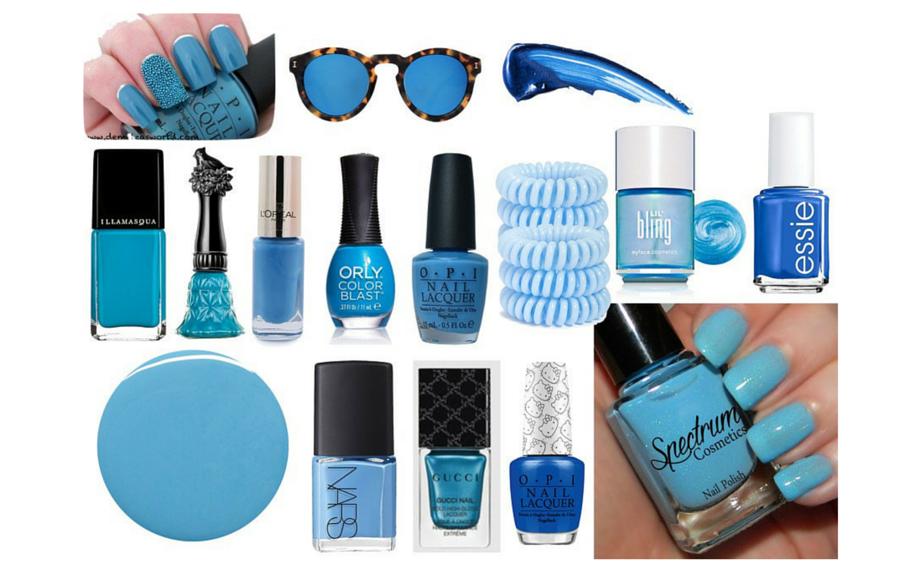 Unghie 2016 blue