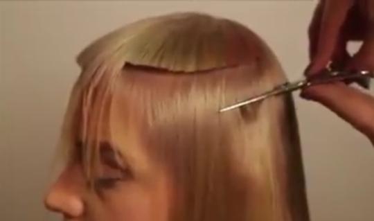 il taglio di capelli più brutto melania migliozzi