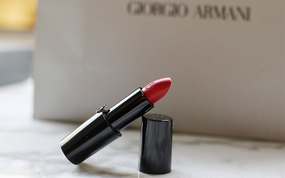 rossetto rouge armani