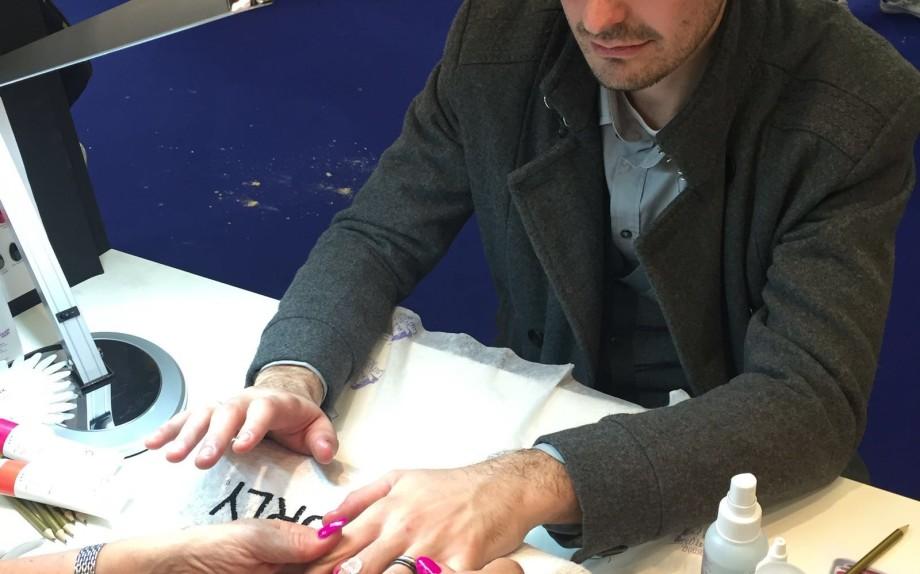Diego MASSERONI prodotti orly manicure uomo Manicure da uomo Diego  MASSERONI per orly