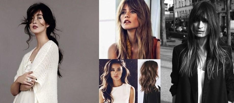 Onda su onda: le tendenze estive per i capelli lunghi