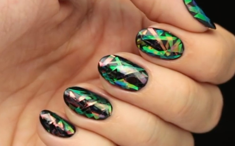 glass nails