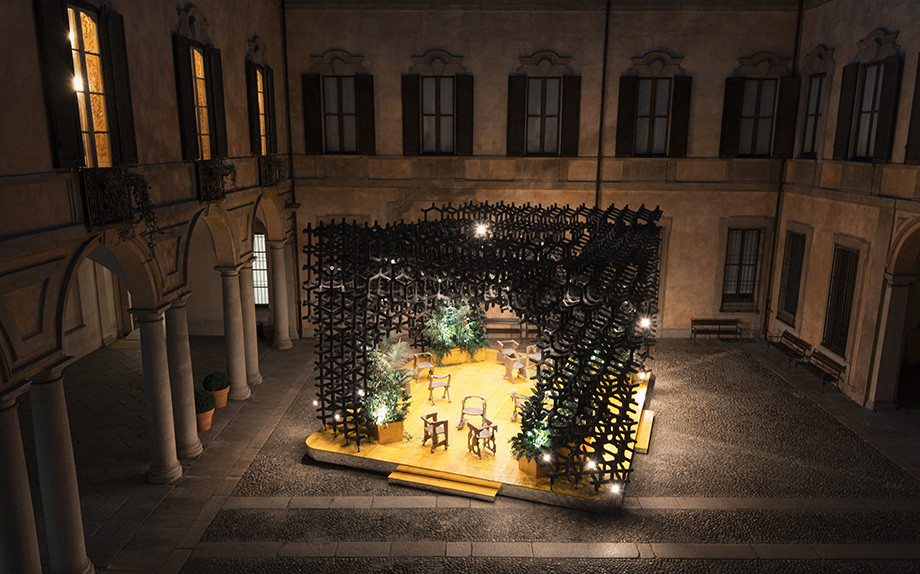 Milano design week occhi puntati su anything butts un for Design d occasione