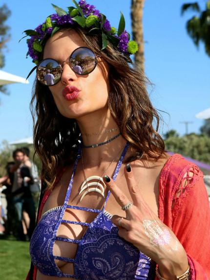 Coachella 2016: i beauty look