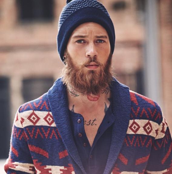 Uomini con la barba vs uomini rasati. Qual è il vostro preferito ... ac7bab9e160e