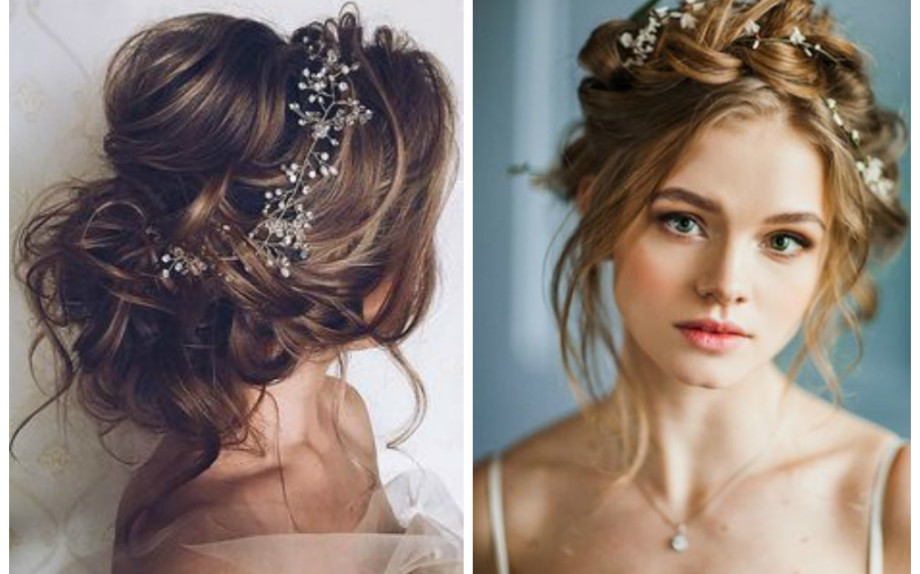 Favoloso Capelli per matrimonio: idee acconciature - Glamour.it QR19