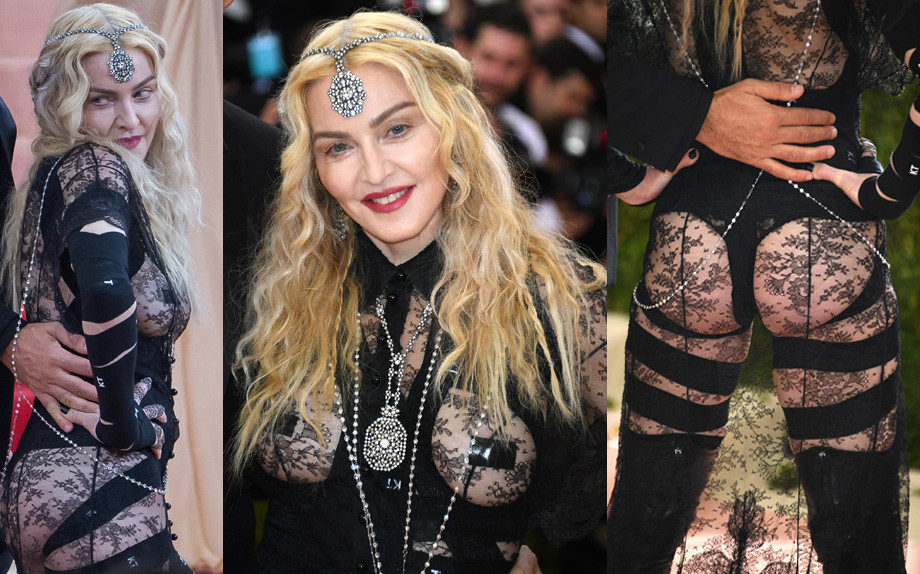 Madonna, non stupirci! Anzi sì