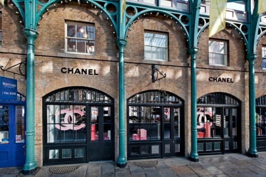 Dove fare shopping di make up a londra - Covent garden magasin ...