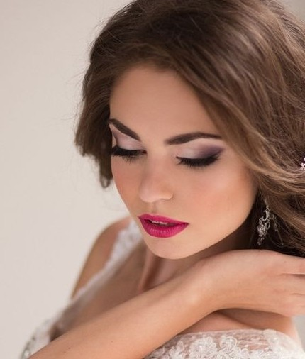 make up rossetto rosa