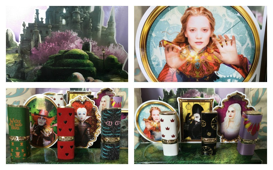 New make up alice through the looking glass - Alice attraverso lo specchio gioco ...
