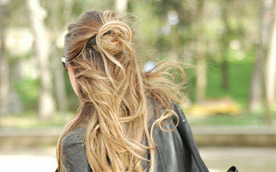 In foto la fashion blogger Sabrina Musco