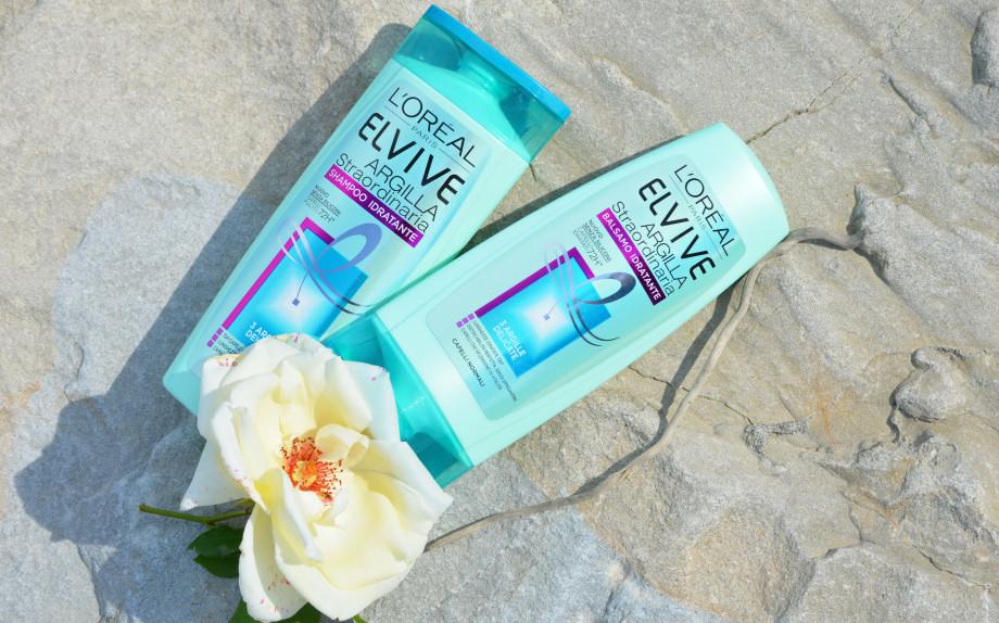 Nuovo Shampoo Loreal Elvive senza siliconi