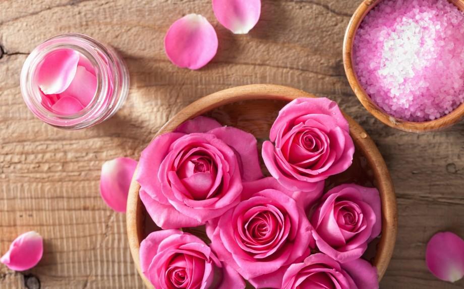 profumo delle rose