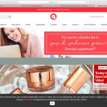 La mia Beauty Experience di Shopping online sul sito QVC.it