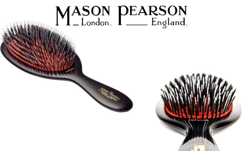 mason pearson spazzola