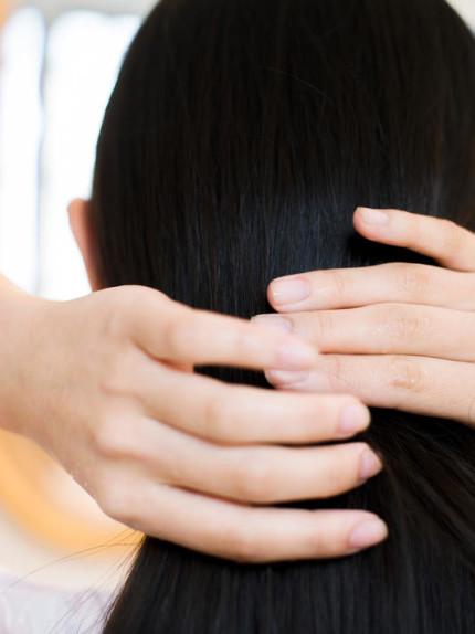 Mirtillo, la mia nuova sfumatura dei capelli