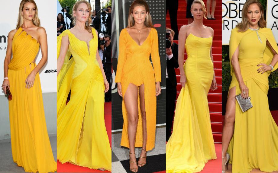 Il decalogo beauty del giallo