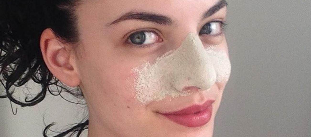 Maschere con olio di aloe per la persona da