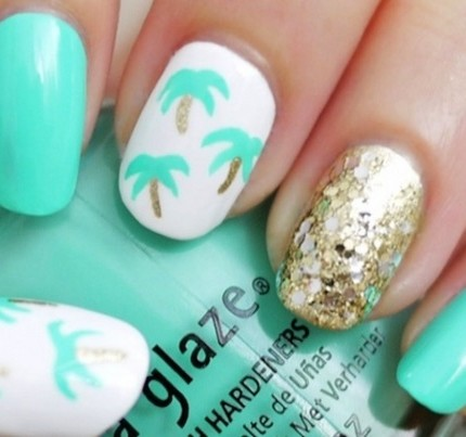 turquoise-nail-designs-111