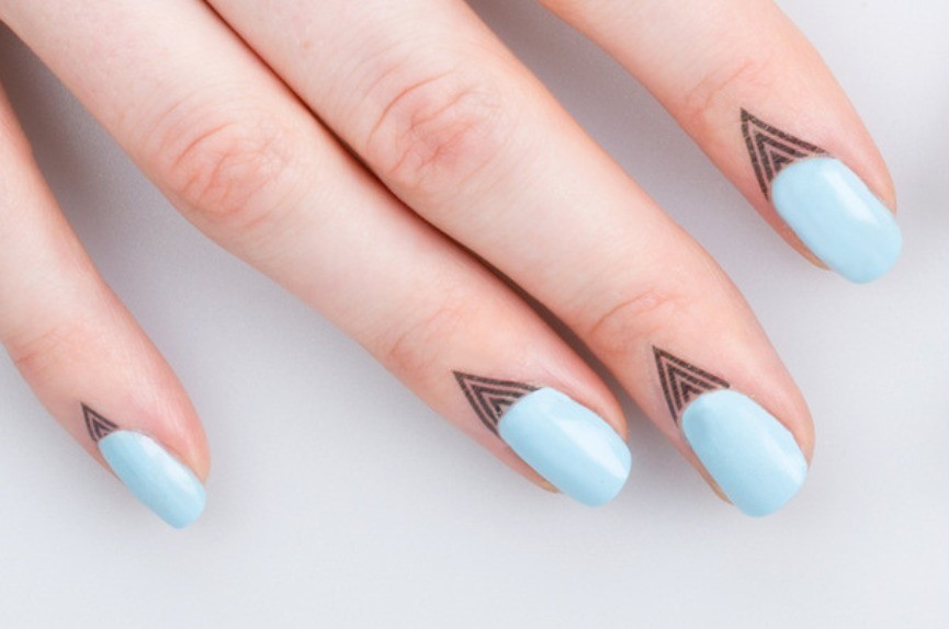 Cuticle Tattoos