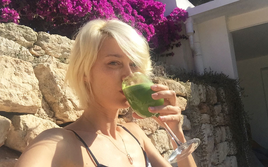 Green Pineapple: il succo del giorno