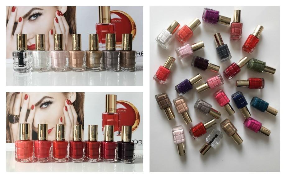 Colori unghie estate 2016 loreal colore a olio (1)