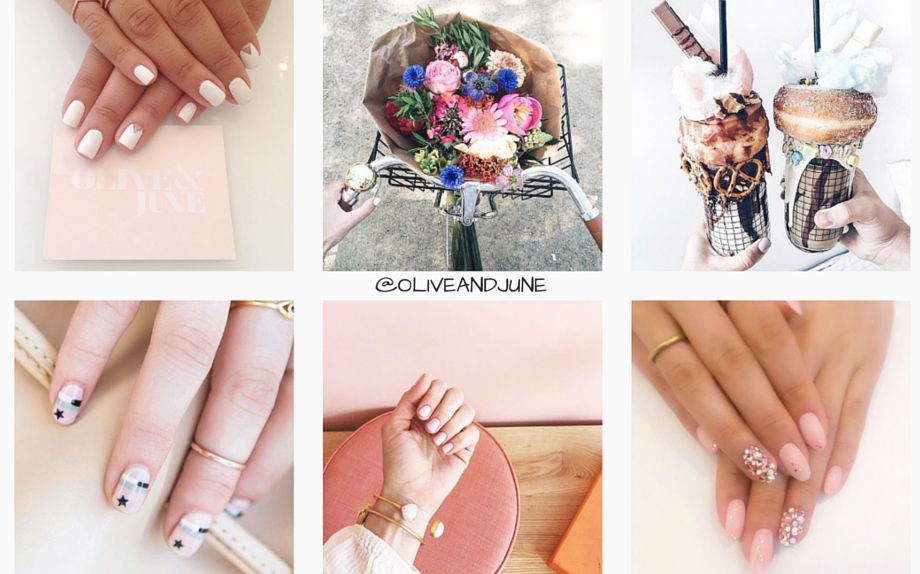 instagram beauty nail