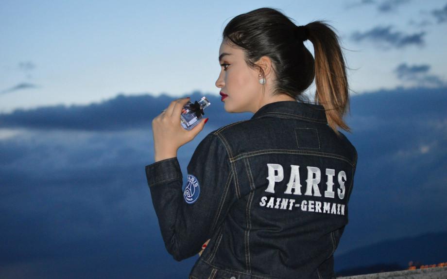 YSL Mon Paris la nuova fragranza beauty Paris