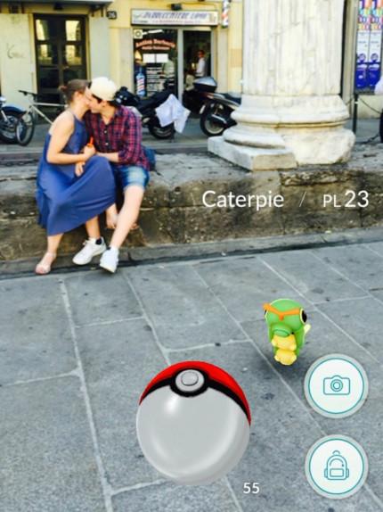 Pokémon Go fa ringiovanire