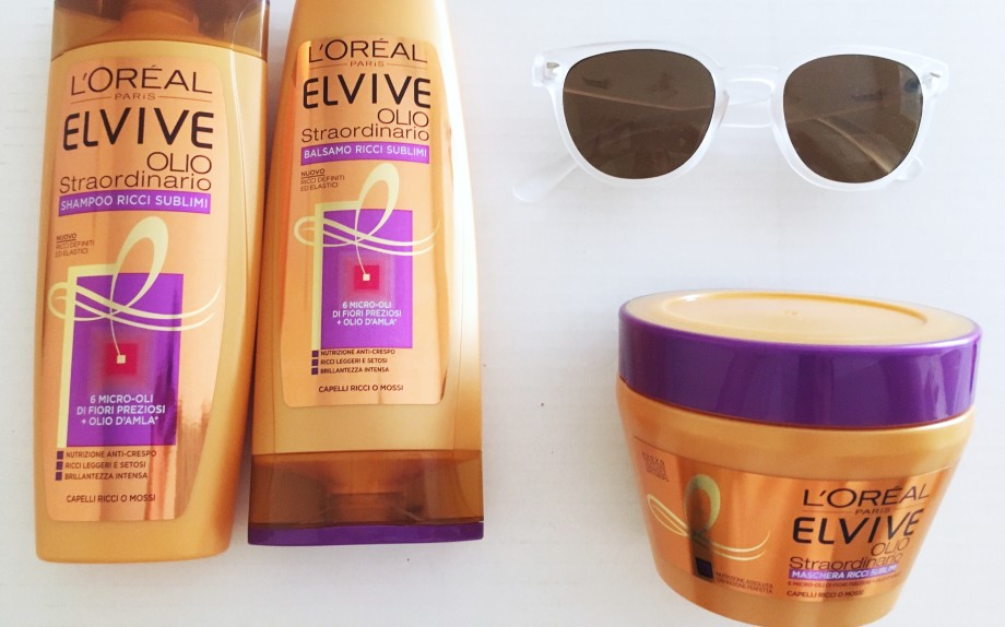 Grazie alla beauty experience con Elvive  Olio Straordinario di L'Oréal vi svelo le mie piccole ossessioni estive