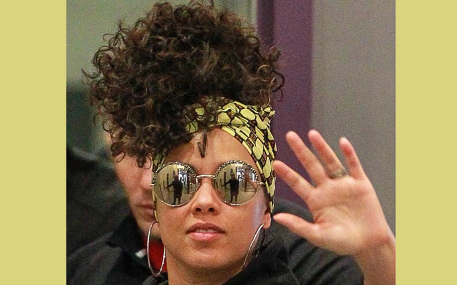 Alicia Keys (Foto Splash)